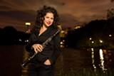 PHOTO COURTESY XEROX ROCHESTER INTERNATIONAL JAZZ FESTIVAL - Clarinetist Anat Cohen works on an instrument that arguably peaked in the 1940's, but she's working to push the limits of what jazz is and could be.