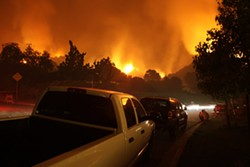 Climate change is prolonging wildfire season in Western states, including California (pictured). - FILE PHOTO