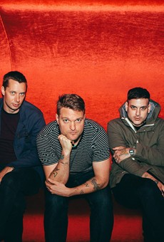 Cold War Kids will perform at Water Street Music Hall on Thursday, March 19.