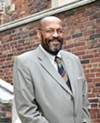 Colgate Rochester Crozer Divinity School President Marvin McMickle.