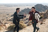 "PHOTO COURTESY CBS FILMS - Colin Farrell and Sam Rockwell in ""Seven Psychopaths."""