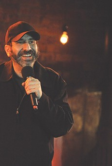 COMEDY   Dave Attell