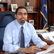 Commissioner John King. - PROVIDED PHOTO