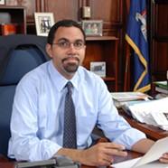 Commissioner John King. - PROVIDED PHOTO