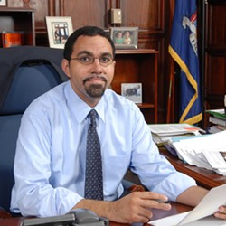 New York State Education Commissioner John King - PHOTO PROVIDED.
