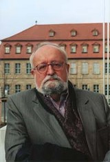 Composer Krzysztof Penderecki will be at a festival in his honor at Eastman.