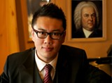"PHOTO PROVIDED - Conductor David Chin will lead the Rochester Bach Festival's performance of Bach's ""St. John Passion,"" the lesser-known of Bach's surviving Passions."