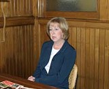 FILE PHOTO - County Executive Maggie Brooks: Can she fulfill her campaign promises?