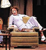 "Dana Powers Acheson as Nora in Geva Theatre Center's production of ""Brighton Beach Memoirs."""
