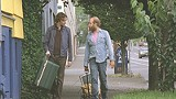 """COURTESY DRYDEN THEATRE - Daniel London and Will Oldham as friends trying to reconnect in """"Old Joy."""""""