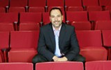 PHOTO PROVIDED - Danny Hoskins will take over as Blackfriars Theatre's Artistic and Managing Director on July 1, 2015.