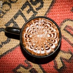 Dark House Coffee - PHOTO BY MARK CHAMBERLIN