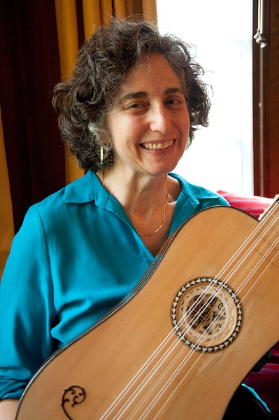 Deborah Fox of Pegasus Early Music. - PHOTO PROVIDED