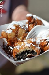 Deep-fried Oreos - PHOTO BY MATT DETURCK