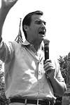 Democratic challenger Tom Suozzi