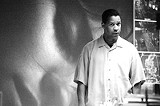 "TOUCHSTONE PICTURES - Denzel Washington plays a detective --- again --- in ""Dj Vu."""