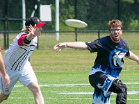 Disc jockeys: Ultimate Frisbee in Rochester