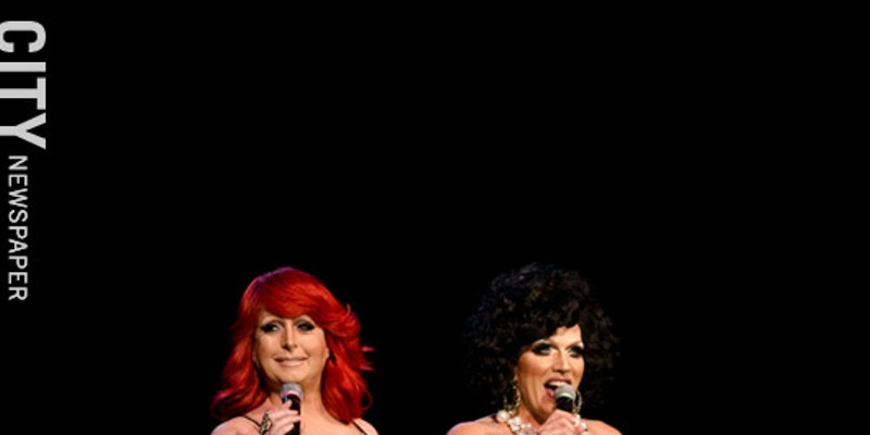 """Divas Our Way"" at Rochester Fringe  Photo by Mark Chamberlin"