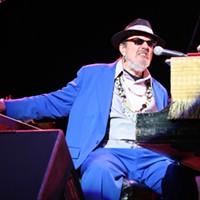 Jazz Fest Retrospective Dr. John