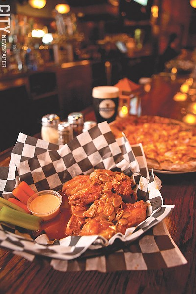 Dragon Wings at Scotland Yard Pub. - FILE PHOTO