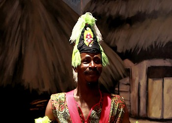 Drum & Dance | Bush Mango