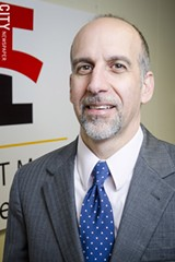 Eastman Business Park Director Michael Alt. - PHOTO BY MARK CHAMBERLIN