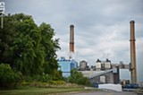 FILE PHOTO - Eastman Business Park's power plant relies on water from - Lake Ontario for some of its systems.