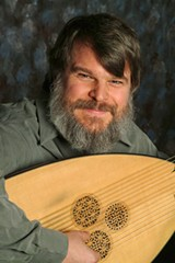 "PHOTO PROVIDED - Eastman School professor and lutenist Paul O'Dette will conduct the Pegasus Early Music program, ""Monteverdi Vespers of 1610."""