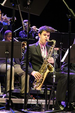 Eastman Youth Jazz Orchestra