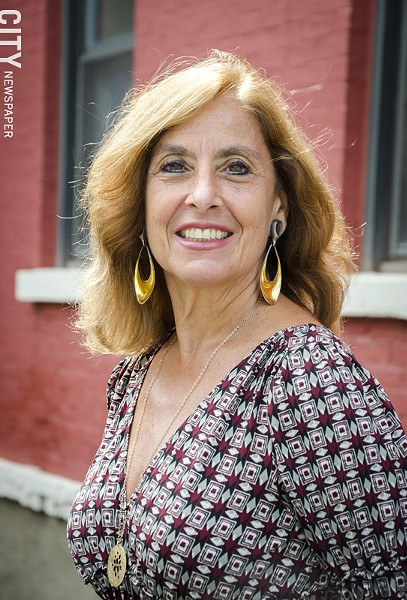 Elaine Spaull, Executive Director of the Center for Youth - PHOTO BY MARK CHAMBERLIN