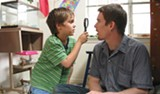 "PHOTO COURTESY IFC FILMS - Ellar Coltrane and Ethan Hawke in ""Boyhood."""