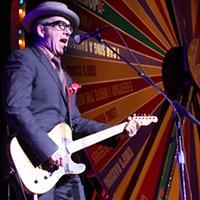 Jazz Fest Retrospective Elvis Costello