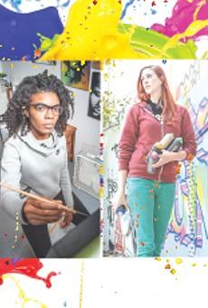 Emerging artists 2014