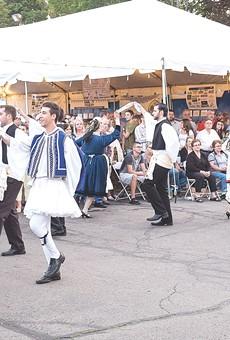 FESTIVAL   Greek Festival