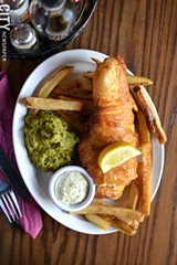 Fish Fry at The Old Toad - PHOTO BY MATT DETURCK