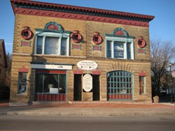 Genesee Center for the Arts & Education is - an artistic hub on Monroe Avenue. - PHOTO PROVIDED