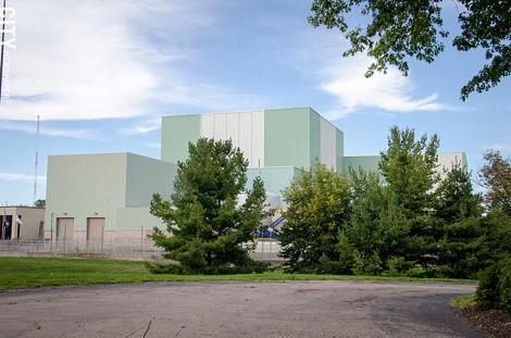 Ginna power plant in Ontario, NY. - PHOTO BY MARK CHAMBERLIN