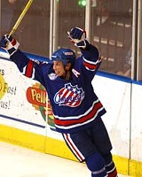 20 TOE PHOTO - Goal! Are sights like this (of Amerk Domenic Pittis) becoming all too rare?