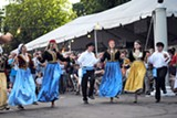 Greek Festival - PHOTO BY MATT DETURCK