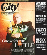 PHOTO BY GARY VENTURA - Growing the Little