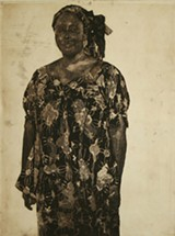 """PHOTO PROVIDED - """"Hadang,"""" by Dale Klein, is part of the current show at Memorial Art Gallery."""
