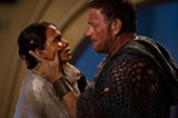 "Halle Berry and Tom Hanks in ""Cloud Atlas."" PHOTO COURTESY WARNER BROS. PICTURES"