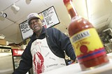 GARY VENTURA - He knows what Cajun means: Eddie Harris of E&G Cajun - Bakery and Deli.