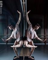 Heather Roffe - PHOTO BY JOHN SCHLIA