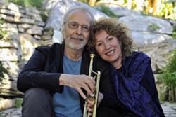 Herb Alpert and Lani Hall. - PHOTO BY GERRY WERSH