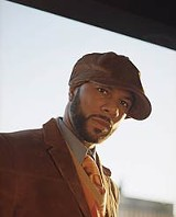 Hes back, feet on the floor: Common wants to give the best show youve seen.