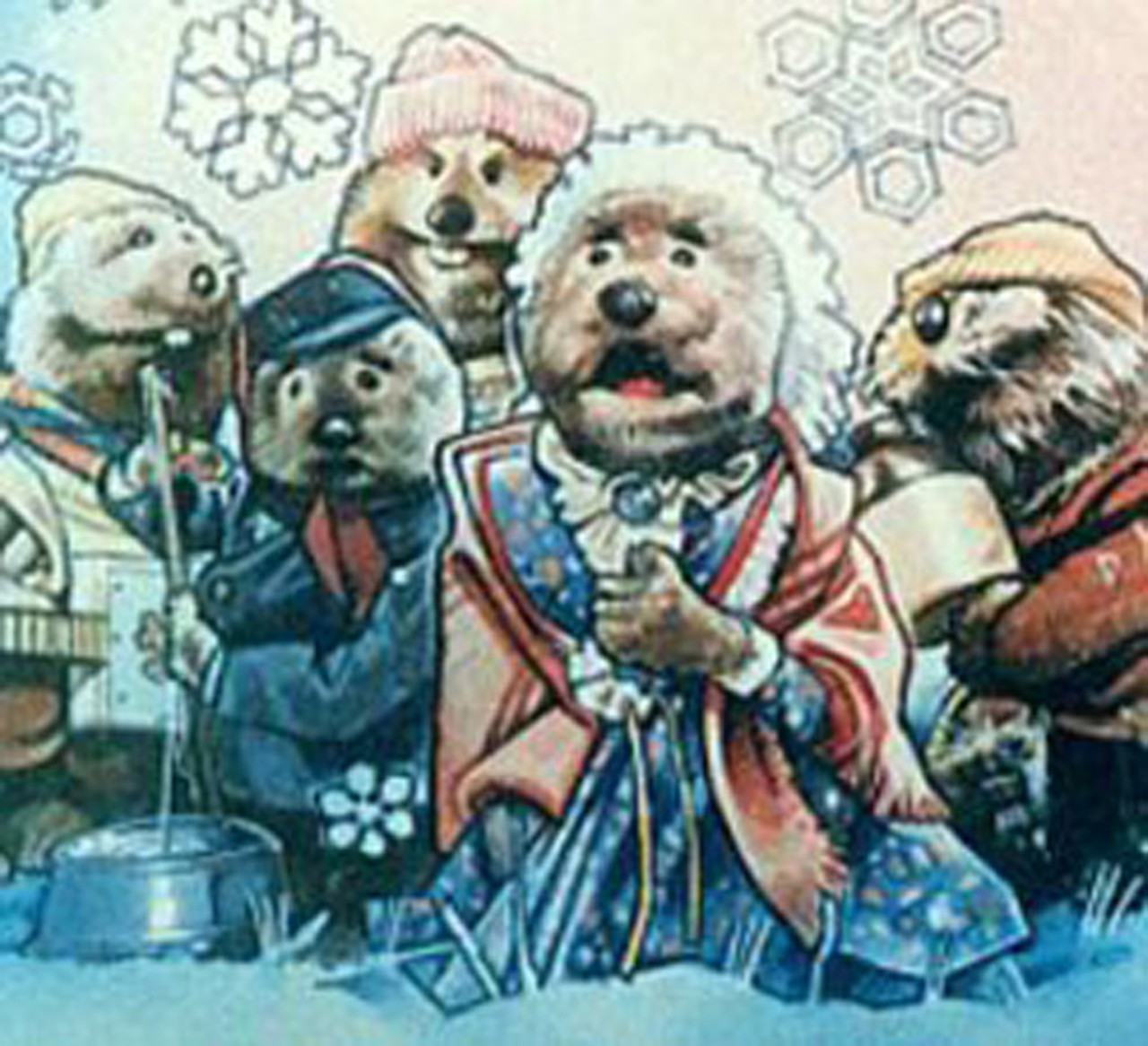Holiday | The Music of Emmet Otter\'s Jug-Band Christmas | Choice ...