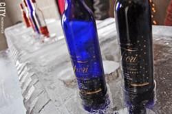 Ice Wine at Casa Larga. - FILE PHOTO