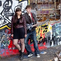 FRINGE SHOWS: Thursday, September 19 In this rock musical, a Scottish songwriter meets a reclusive rocker and they become romantic and creative partners. (Thursday 9/19 8 p.m., Tuesday 9/24 8 p.m., Saturday 9/28 8:30 p.m. at RAPA's East End Theatre. $12) PHOTO PROVIDED