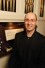Incarnate Word Music Director Michael Unger. PHOTO COURTESY GERRY SZYMANSKI